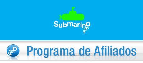 Imagem de Afiliados Submarino