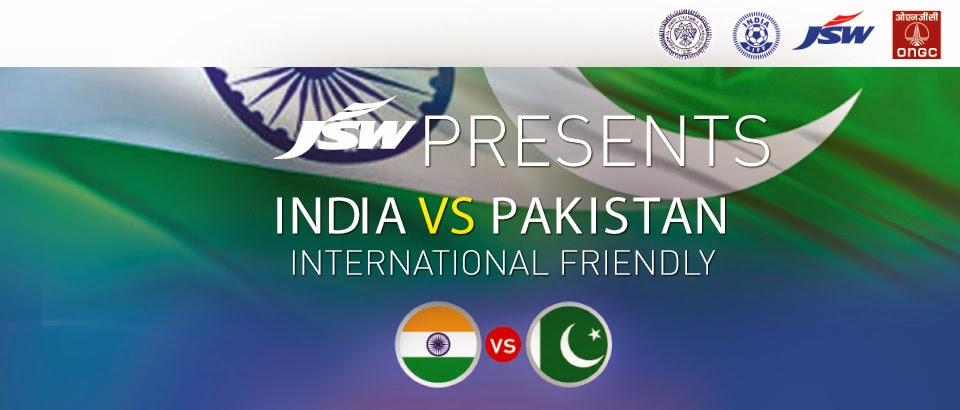 India vs Pakistan friendlies match tickets