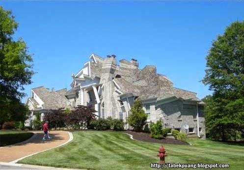 Wow!!.Uniknya Bentuk Rumah-Rumah Ini