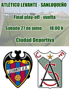Atlético Levante UD - Sanluqueño