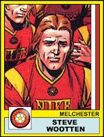 Steve Wootten - Melchester Rovers
