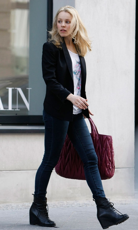 Style Of The Dayrachel Mcadams