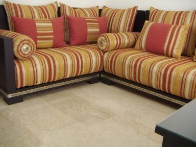 Dar koom d 39 ameublemrnt les salons for K meuble salon marocain
