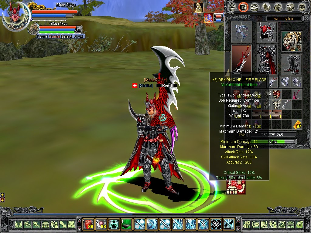importance of progression in MMORPGs