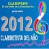 "Convocatoria: ""CLARINETISTA DEL AÑO 2012"""