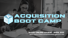 ABC: Acquisition Boot Camp