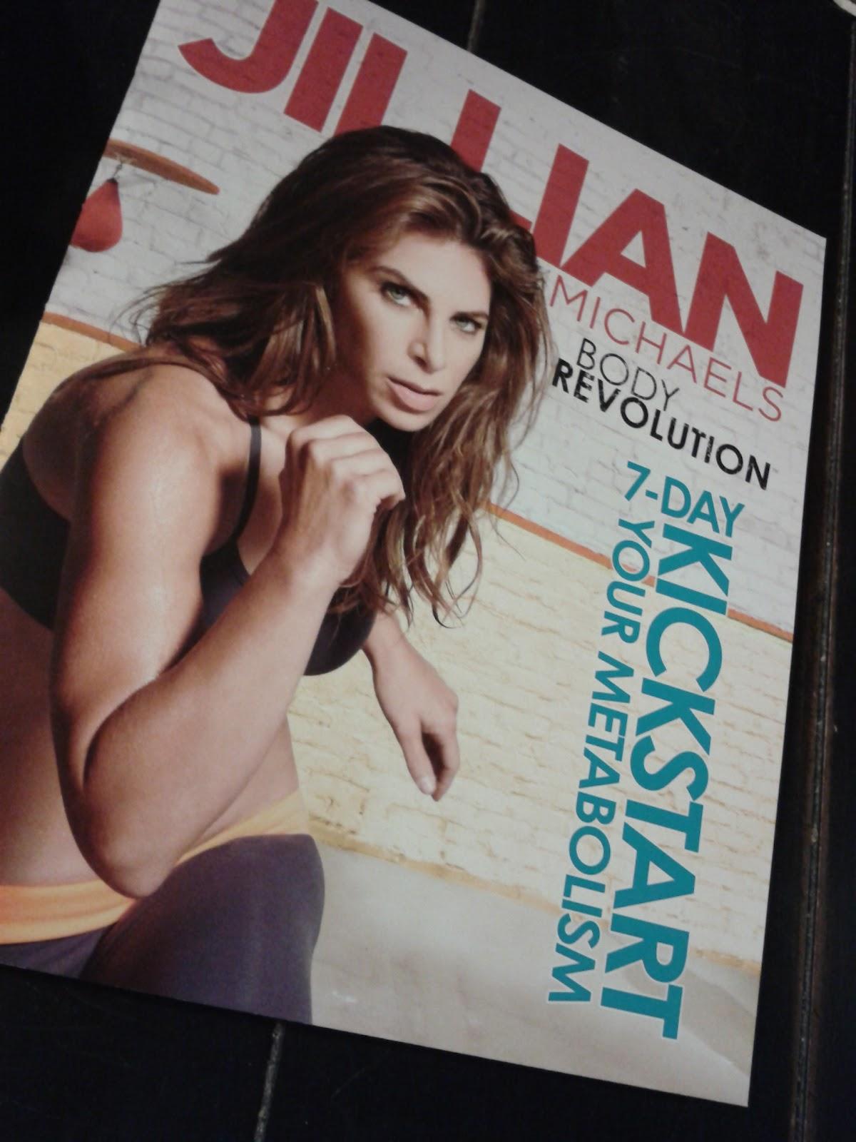 Jillian Michaels Body Revolution Workout Schedule Pdf Of jillian ...