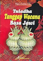 toko buku rahma: buku TULADHA TANGGAP WACANA BASA JAWI, pengarang wignyo sudirjo, penerbit grafika mulia
