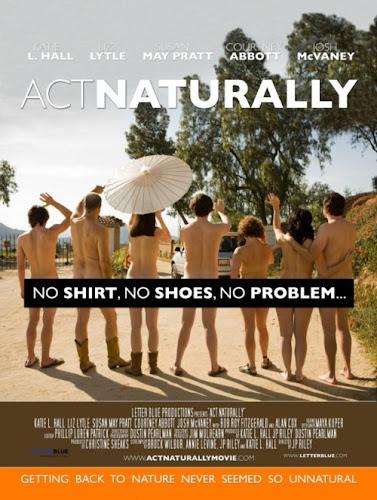 Act Naturally (2011) 480p HDRip