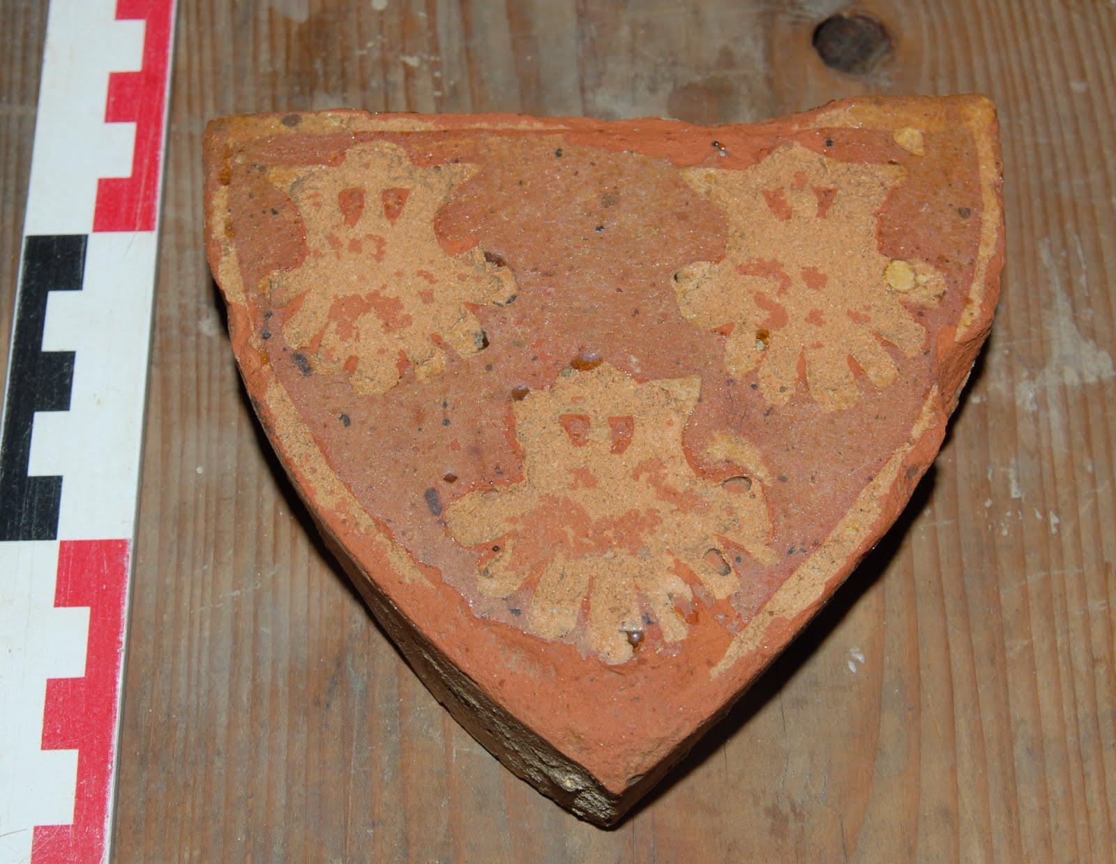 Le blason aux trois barbus: une intrigue autour des fouilles archéologiques du château de Viarmes