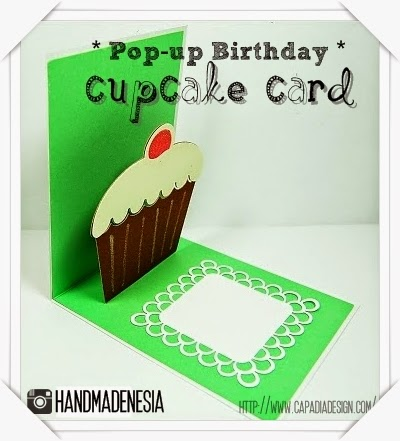 tuturial pop up card