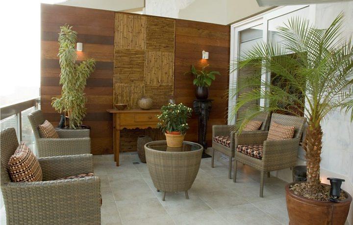Construindo Minha Casa Clean Decoraç u00e3o e Diferença entre Varandas, Sacadas e Terraços  -> Decoração De Varandas Externas De Casas