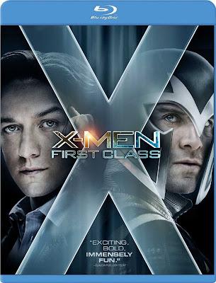 X-Men Primera Generacion