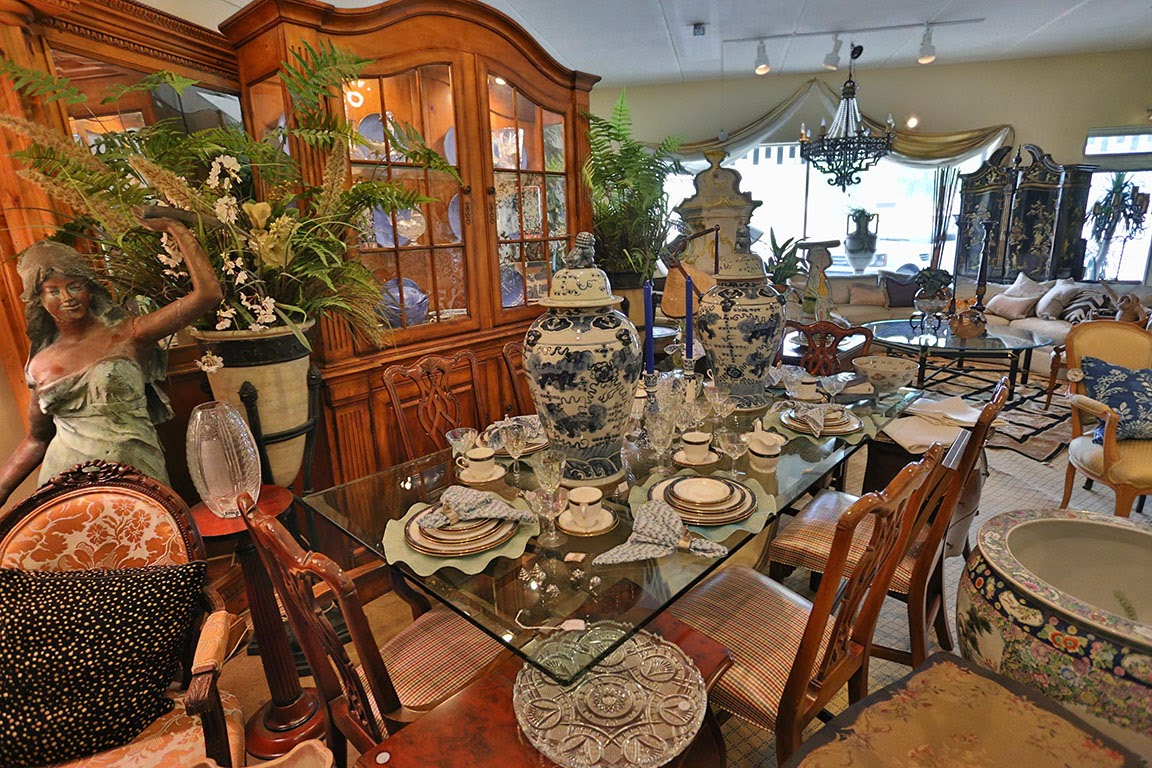 The Domestic Curator: Furniture Buy Consignment In DFW