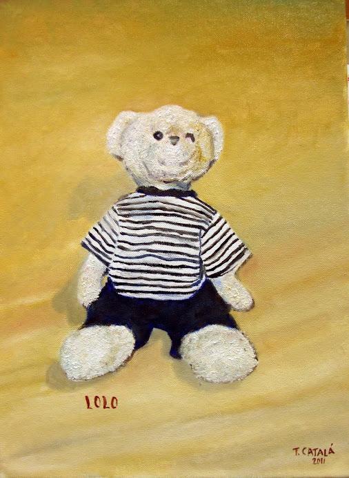 LOLO - El muñeco de Adrián
