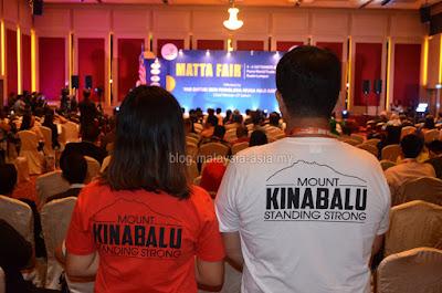 Mount Kinabalu Standing Strong Sabah