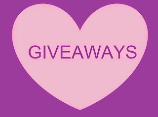 May's month long giveaway!