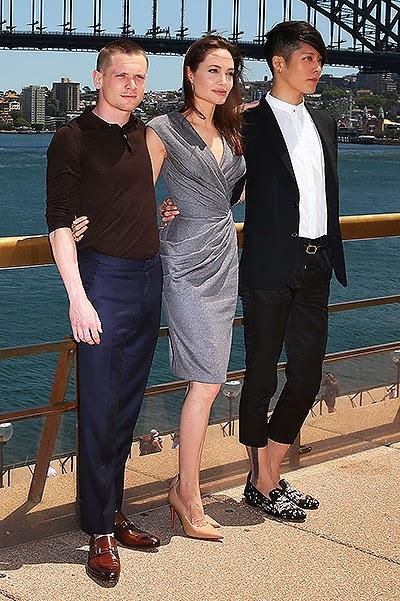 Angelina Jolie Photo call on in Sydney