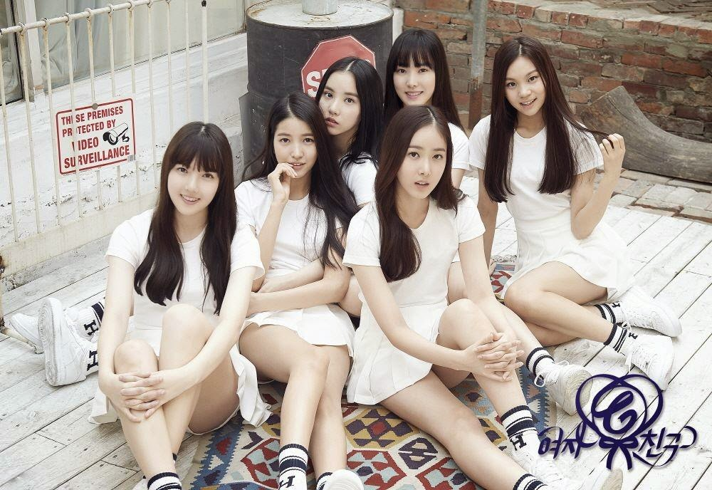 G-Friend 여자친구