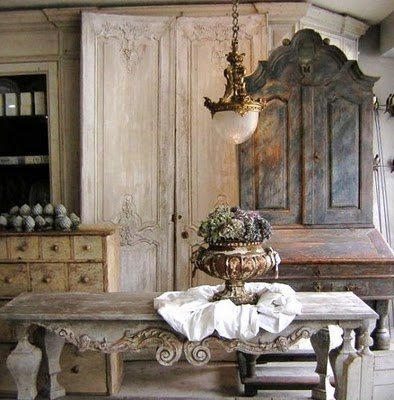 Chateau De Ron Brocante Chic