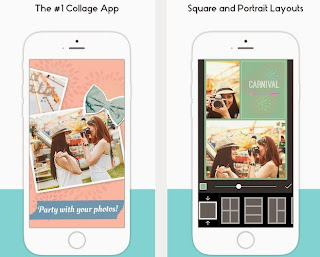 APP IOS PER IPHONE ED IPAD GRATUITA PER CREARE COLLAGE DI FOTO DIVERTENTI