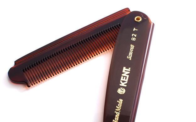 Kent 200mm Pocket Comb - 82T