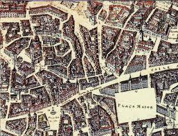 Plano de Madrid de 1656