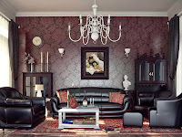 Unique Color Schemes For Living Rooms