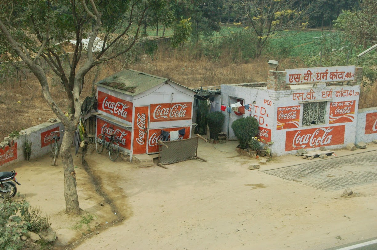 local shops in India