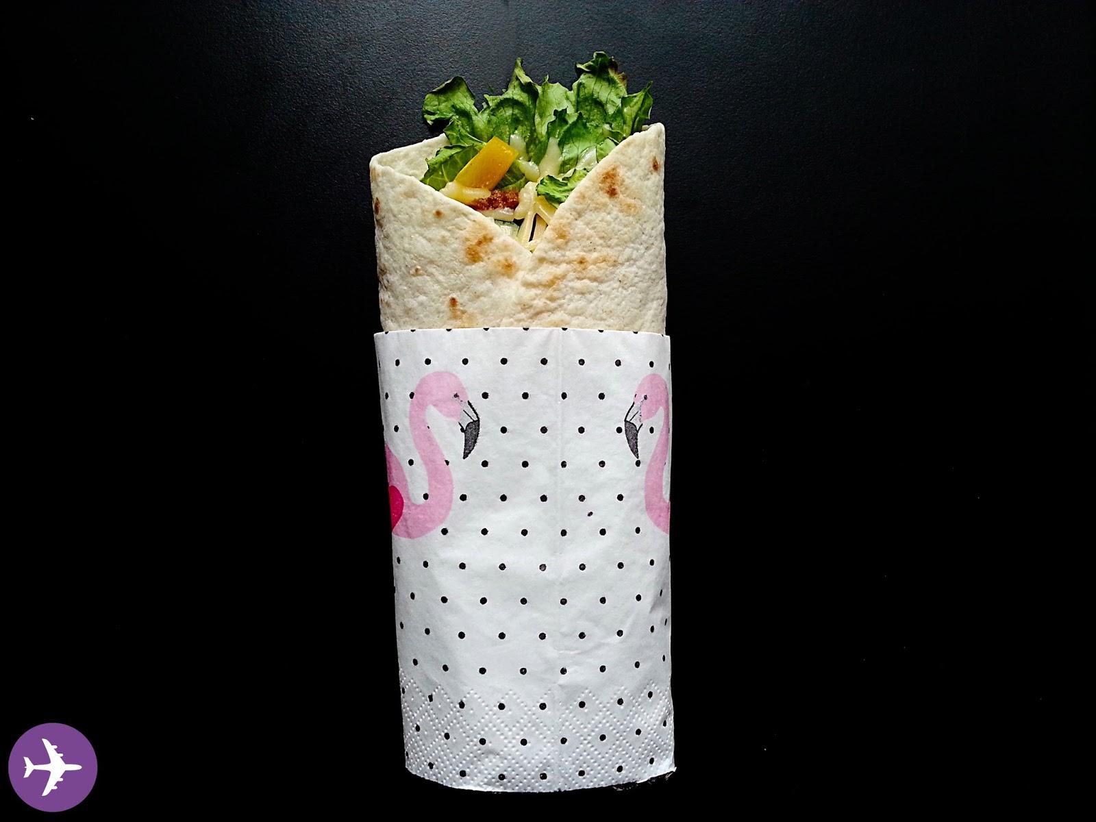 Domowe Tex Mex Burrito Check In Kitchen