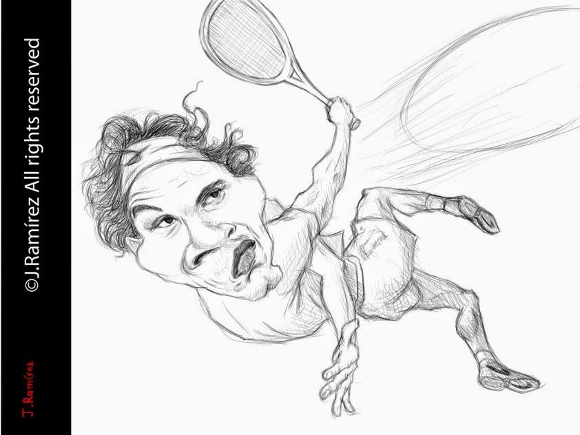 Rafa Nadal Roland Garros 2014