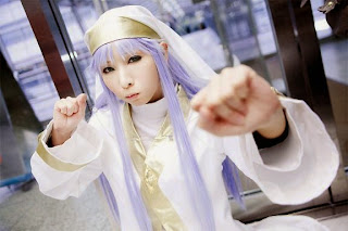 Kanda Midori Cosplay for Toaru Majutsu no Index