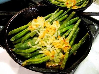 green beans traditional green bean casserole caponata style green ...