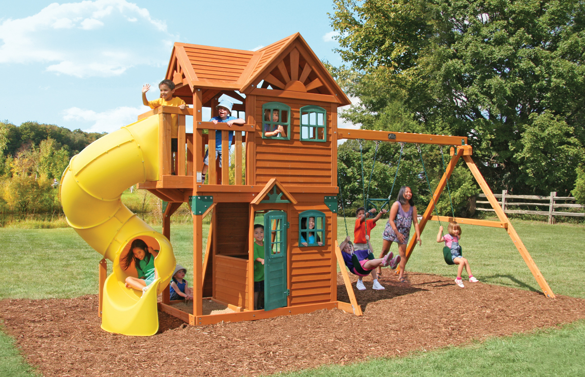 Exceptional Playground Sets For Backyards Costco Part - 6: JakeParrillo.com