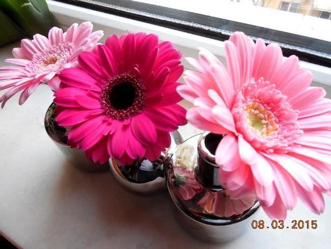 8 Martie floral