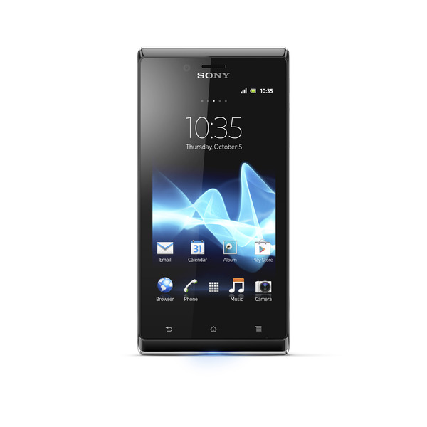 Pre-Order for Sony Xperia J starts 