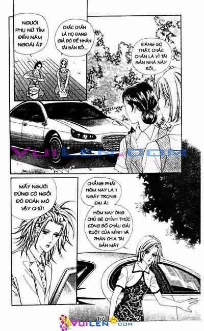 Cô Gái Vương Giả chap 5 - Trang 17