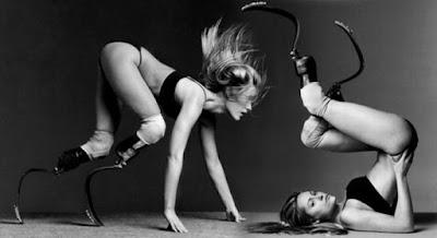 Aimee Mullins atleta paralimpica