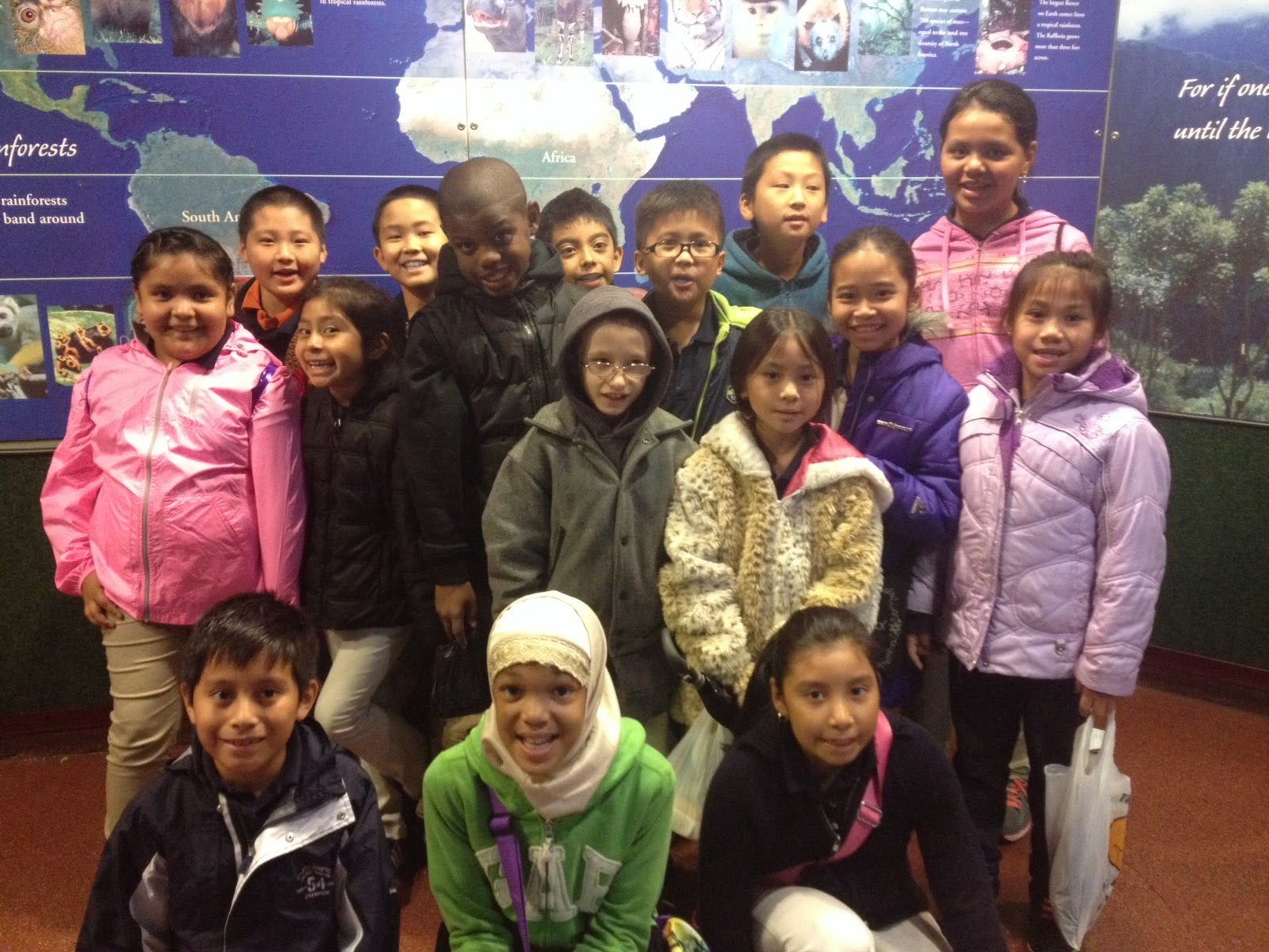 Southwark's Trip to the Philly Zoo | Southwark School K-8