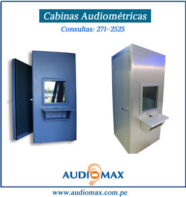 Cabina Audiologica