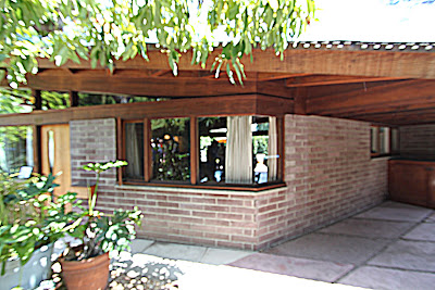 Pasadena Modern Tour, Dorland House, 1950, Lloyd Wright, Architect