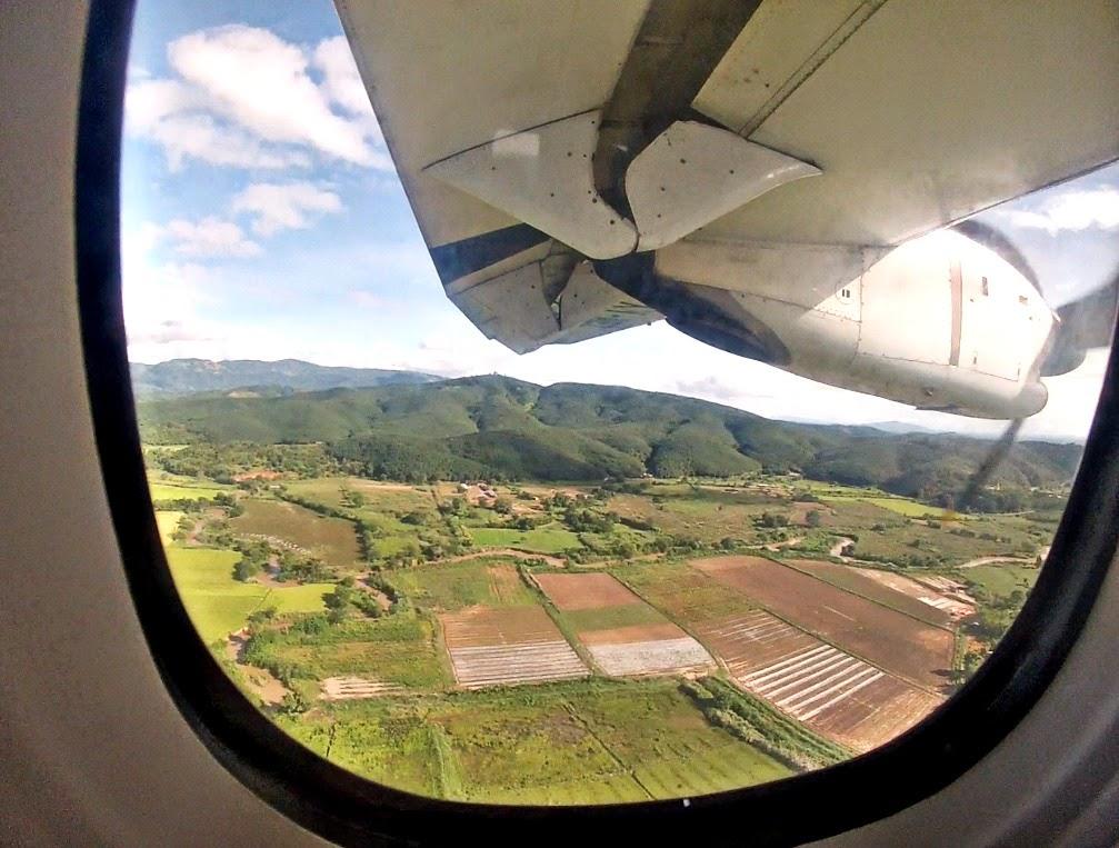 Tachileik to Mae Sai - Crossing the Border