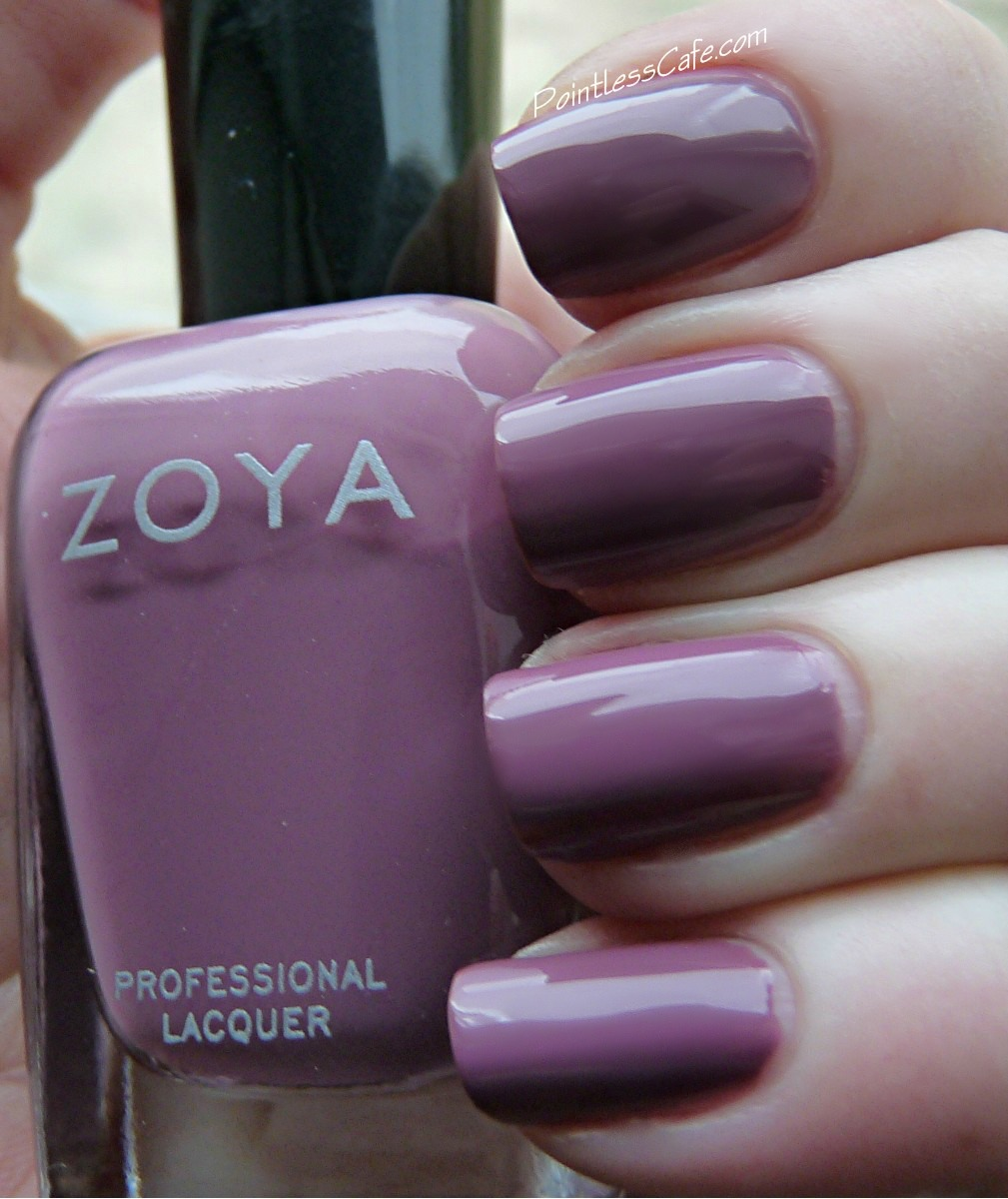 Zoya Naturel Collection - Swatches and Review   Pointless Cafe