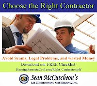 choose the right contractor hvac sarasota
