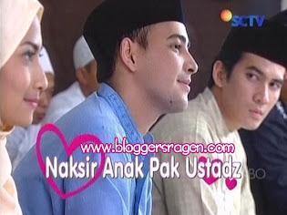 Naksir Anak Pak Ustadz FTV