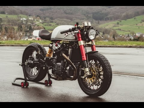 Honda CX500 Custom Cafe Racer