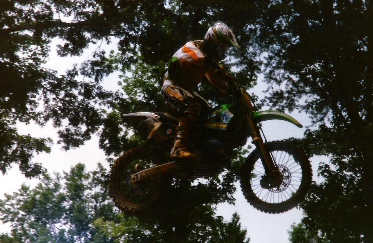 Ricky Carmichael Budds Creek 1998
