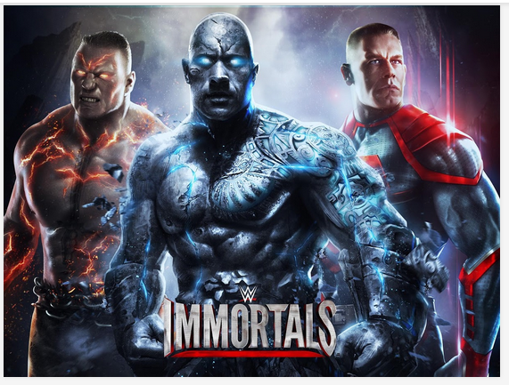 Free Download WWE Immortals, Gratis Untuk Android