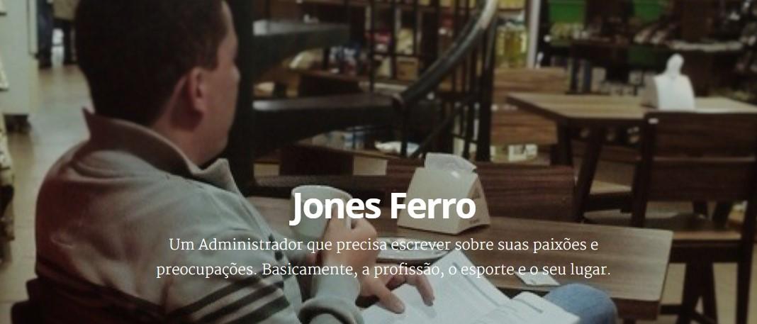 Blog do Jones Ferro