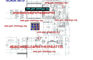 nokia 5610 6500 mic ways jumper diagram